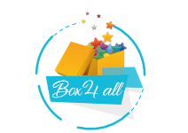 Box 4 all - My baby and wedding box
